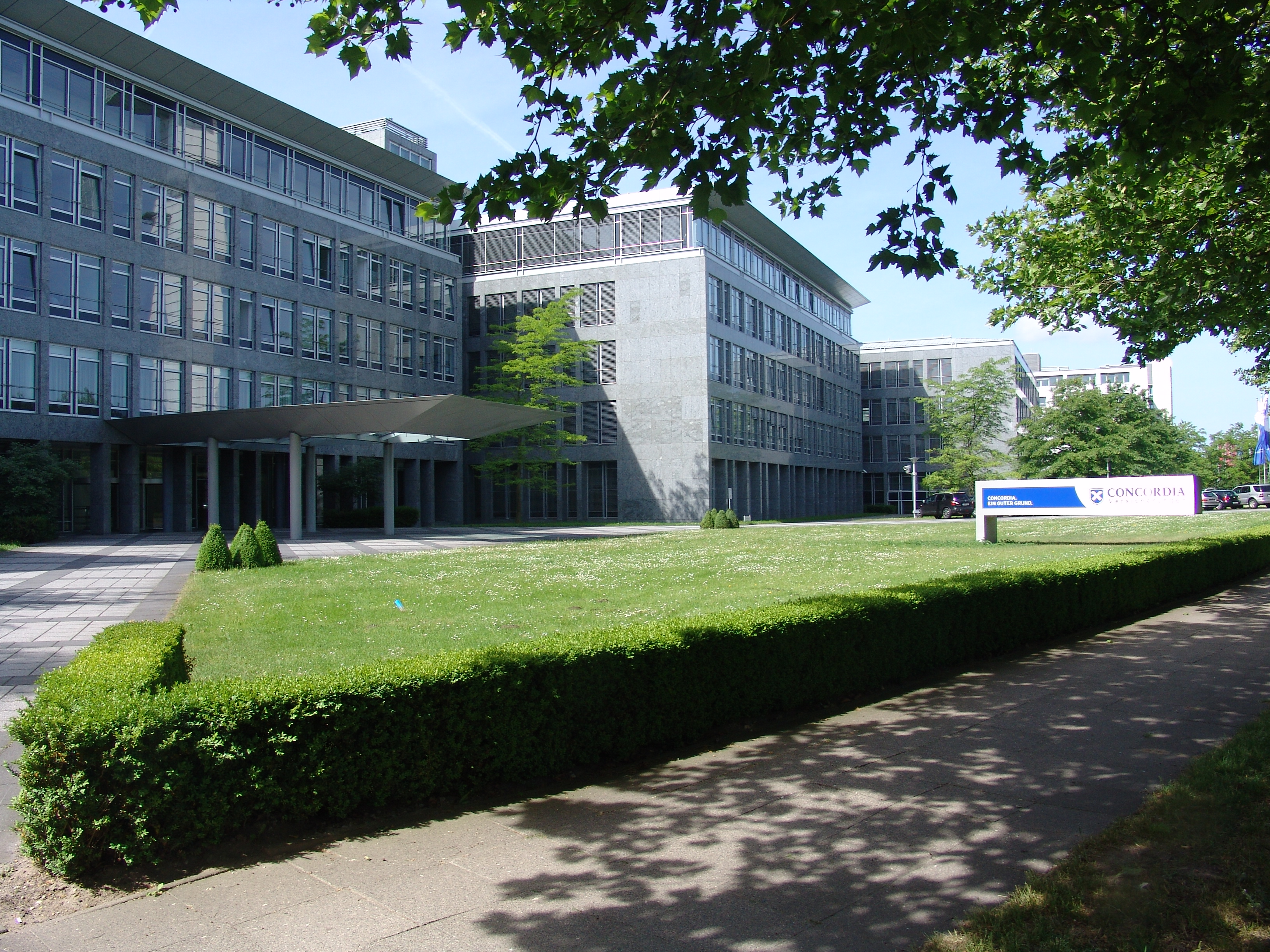 Concordia Versicherung Hannover H P Bauingenieure